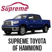 Supreme Toyota of Hammond