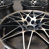 Midlands Alloy Wheel Refurbishment and Tyre Specialists Ltd