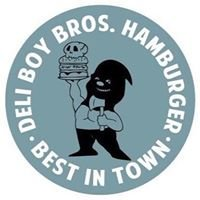 DeliBoy BROS.   Hamburger
