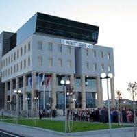 "Universiteti ""ALEKSANDER MOISIU"" New Campus"