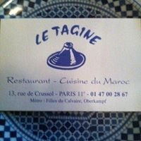 Restaurant le tagine