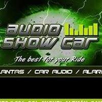 Audio Show Car