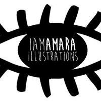 Iamamara illustrations
