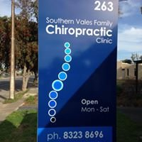Southern Vales Family Chiropractic. McLaren Vale