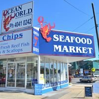 Ocean World Seafood Market