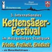 Kettensäger-Festival Holzgerlingen