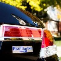 Brad Barker Honda