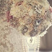 Bridal Brooch Bouquets Perth