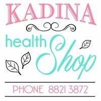 Kadina health shop