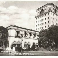 The Hollywood Athletic Club