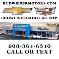 Bud Weiser Chevrolet Cadillac