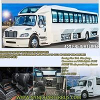 Platinum Coach NY, NJ, Party Bus Rental.