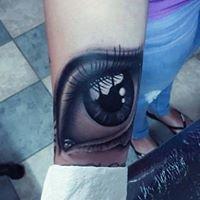 Kadina Silver Dragon Tattoo