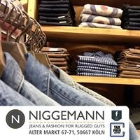 Niggemann Jeans + Fashion Store Koeln