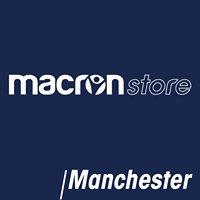 Macron Store Manchester