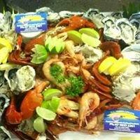 N.Q. Prawn Cutlets & Wendy's Seafood