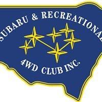 Subaru & Recreational 4WD Club Inc