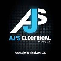 AJ's Electrical Vic Pty Ltd