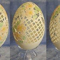 Aussie Eggshell Carvers