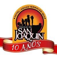 Termas de San Joaquín