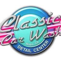 Napa Classic Car Wash