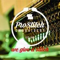 ProStitch Embroidery Pty Ltd