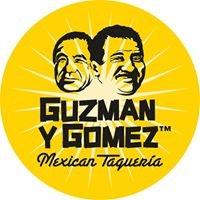 Guzman y Gomez (GYG) - Swanston St