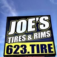Joe's Tires and Rims