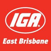 IGA East Brisbane