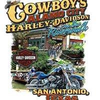 Cowboys Alamo City Harley-Davidson River Walk