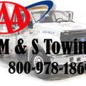 M&S Towing Service in Tehachapi California City Independece