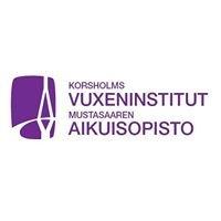 Korsholms vuxeninstitut - Mustasaaren aikuisopisto
