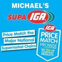 Michael's SUPA IGA Leongatha