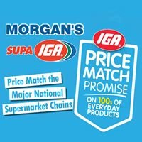 Morgan's SUPA IGA Delahey