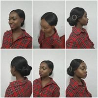 Different Textures Hair and beauty salon