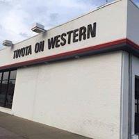 Toyota on Western