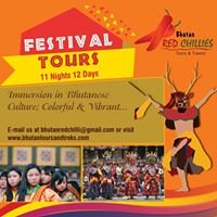 Bhutan Red Chillies Tours and Travels