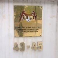 Đại Sứ Quán Malaysia