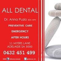 All Dental Emergency Dentist Adelaide