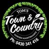 Tom's Town & Country Garden Maintenance