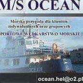 m/s Ocean -  Statek Turystyczny Hel