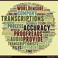 iScribed Transcription Service