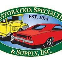 Restoration Specialties & Supply Company, Inc.