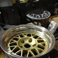 Wheel Centre Repairs