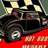 Hot Rods In The Desert