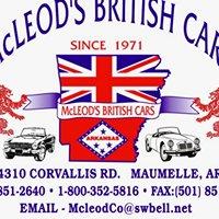 McLeod's British Cars
