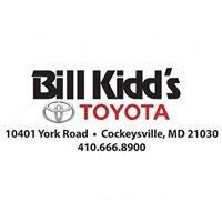 Bill Kidd's Timonium Toyota