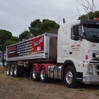 HART BROS earthmoving & bulk cartage