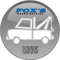 Fox's Crash Repairs