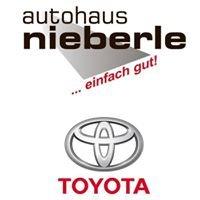 Toyota Autohaus Nieberle
